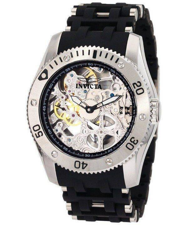 Invicta Sea Spider Skeleton Dial INV1254/1254 Mens Watch