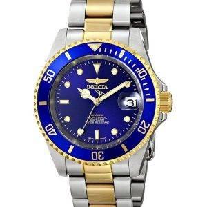 Montre Invicta Automatic Diver Pro professionnel 200M 8928OB masculin