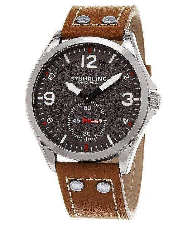 Stuhrling Original Tuskegee Quartz 684.02 Mens Watch