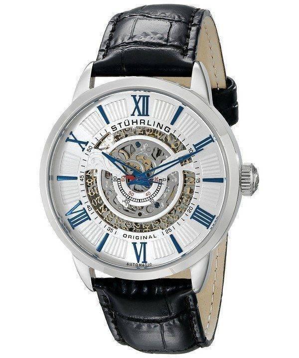 Stuhrling Original Delphi Automatic 696.01 Mens Watch