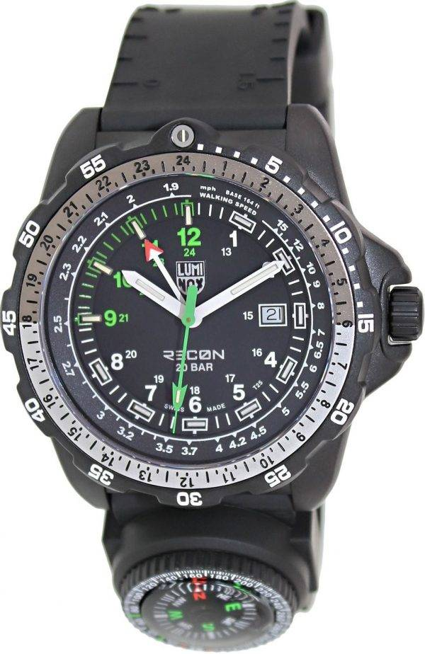 Luminox Land Recon Nav Spc Series 200M A8832MI Mens Watch