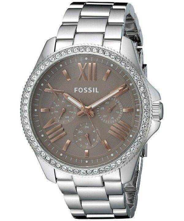 Fossil Cecile Multi-Function Crystallized AM4628 Womens Watch