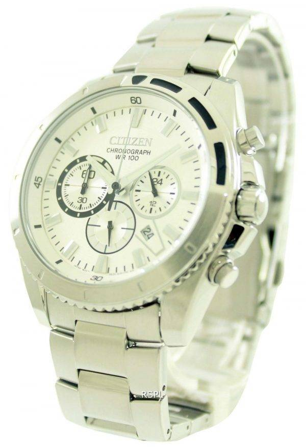 Citizen Chronograph AN8010-55 a