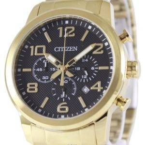 Montre Citizen Chronograph Gold Tone AN8052-55E masculine