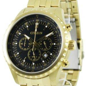 Chronographe à Quartz Citizen AN8062-51E montre homme