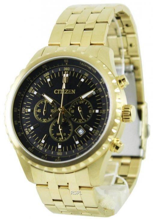 Chronographe à Quartz Citizen AN8062-51E montre homme
