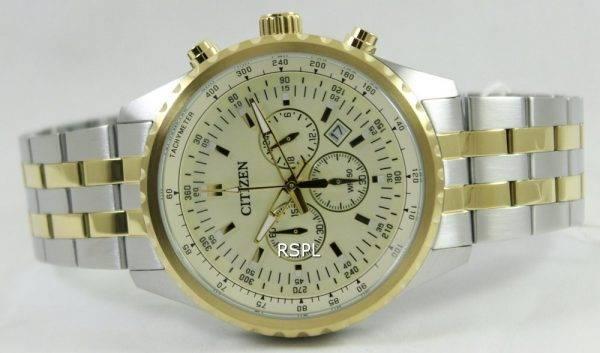Montre chronographe à Quartz Citizen AN8064 - 56p masculine