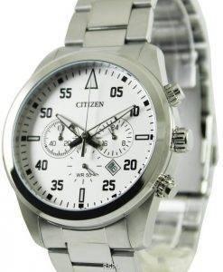 Chronographe à Quartz Citizen AN8090-56 a montre homme