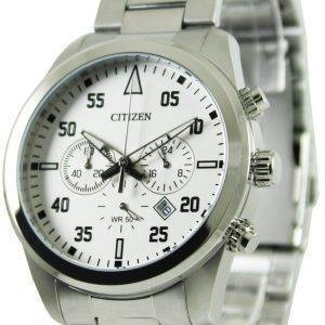 Chronographe à Quartz Citizen AN8090-56 a montre homme