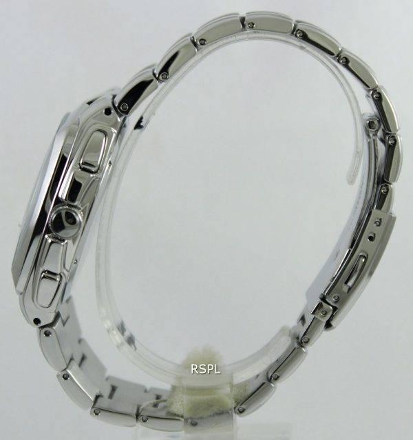 Citizen Quartz Chronograph Retrograde AN9000-53C Mens Watch