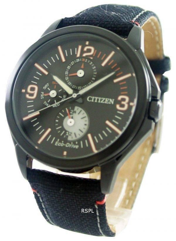 Citizen Eco-Drive Power Reserve AP4005-11E Mens Watch