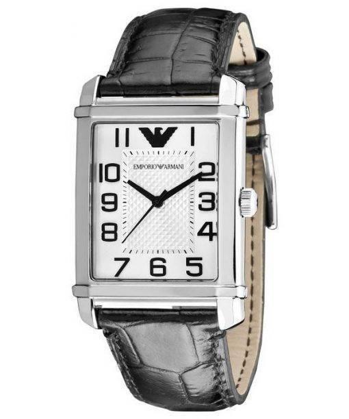 Emporio Armani Quartz Silver Dial AR0487 Womens Watch