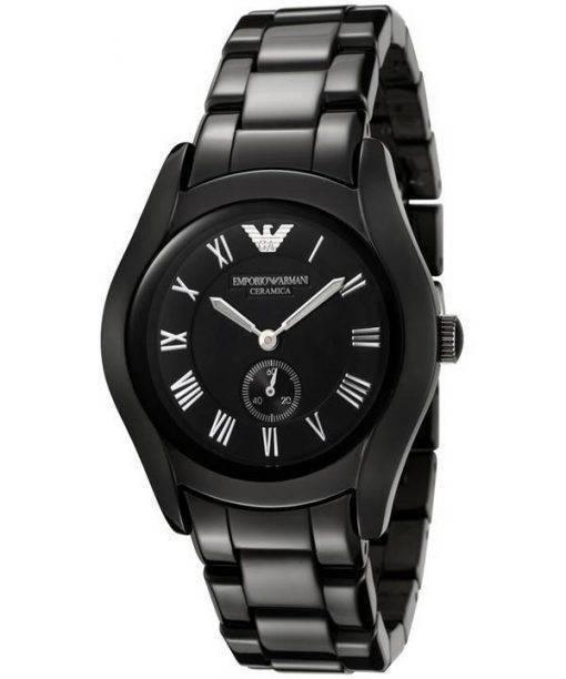 Emporio Armani Ceramica Black AR1402 Womens Watch