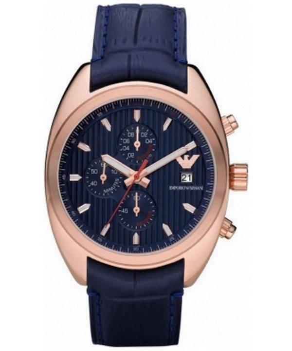 Montre Emporio Armani chronographe Sportivo AR5935 masculin