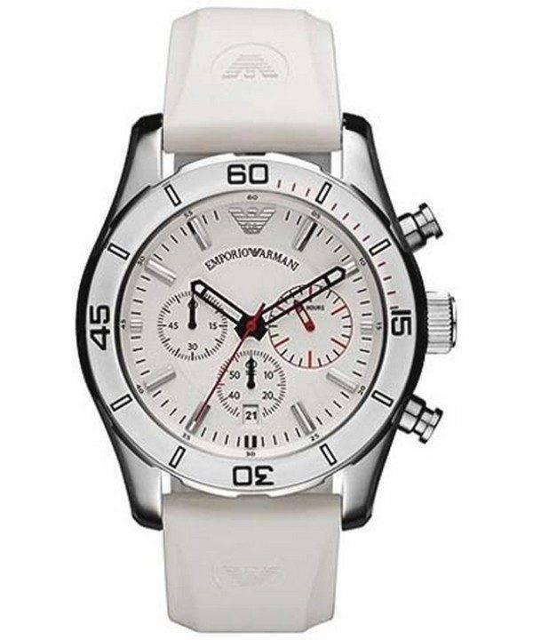 Emporio Armani Sportivo Chronograph AR5947 Mens Watch