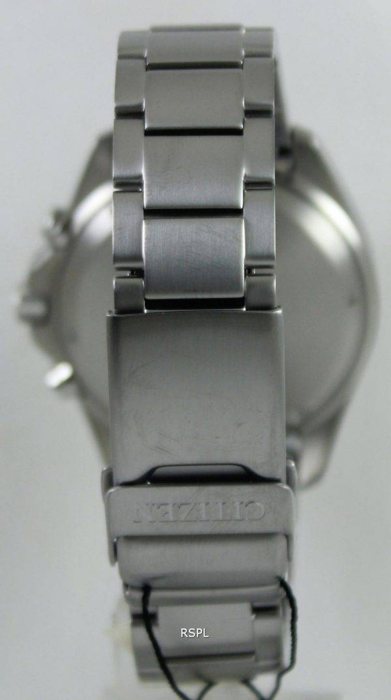 Citizen Promaster Eco-Drive Titanium 200M AT0660-64L Mens Watch
