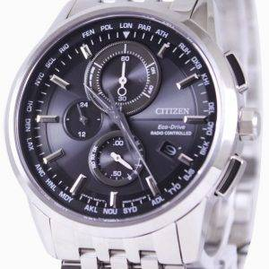 Citizen Eco-Drive Radio Controlled World Time AT8110-61E Mens Watch