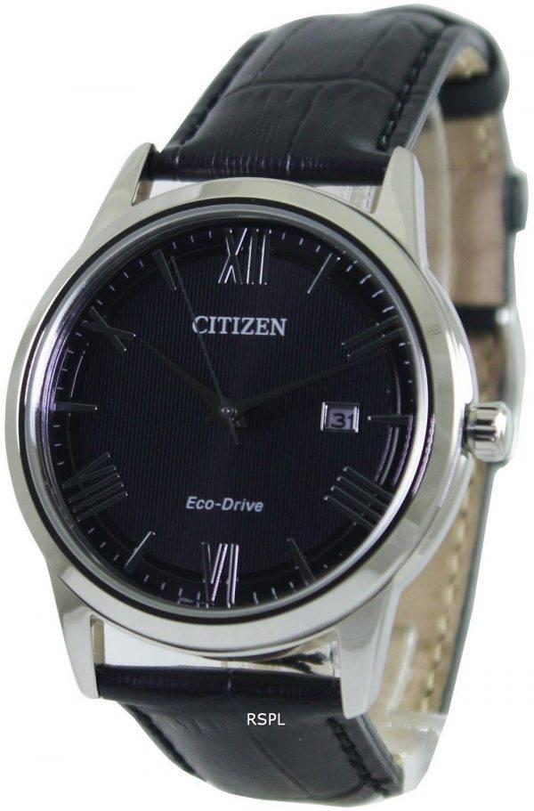 Montre Citizen Eco-Drive Power Reserve AW1231-07f masculine