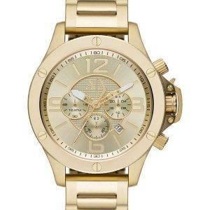 Armani Exchange chronographe cadran Champagne AX1504 montre homme