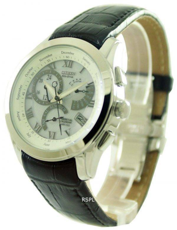 Citizen Eco-Drive Perpetual Calendar BL8000-03A BL8000 Calibre 8700 Mens Watch