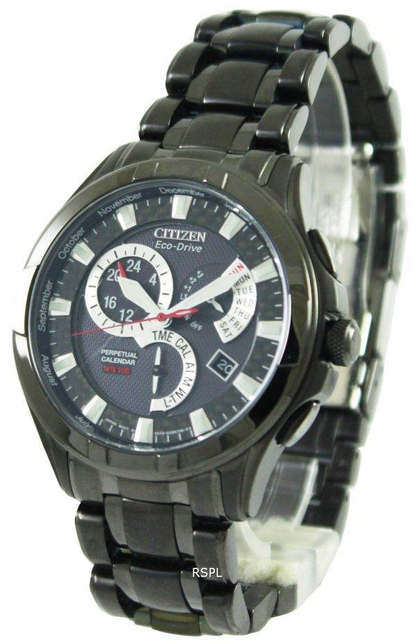 Citizen Eco-Drive Perpetual Calendar BL8097-52E BL8097 Mens Watch