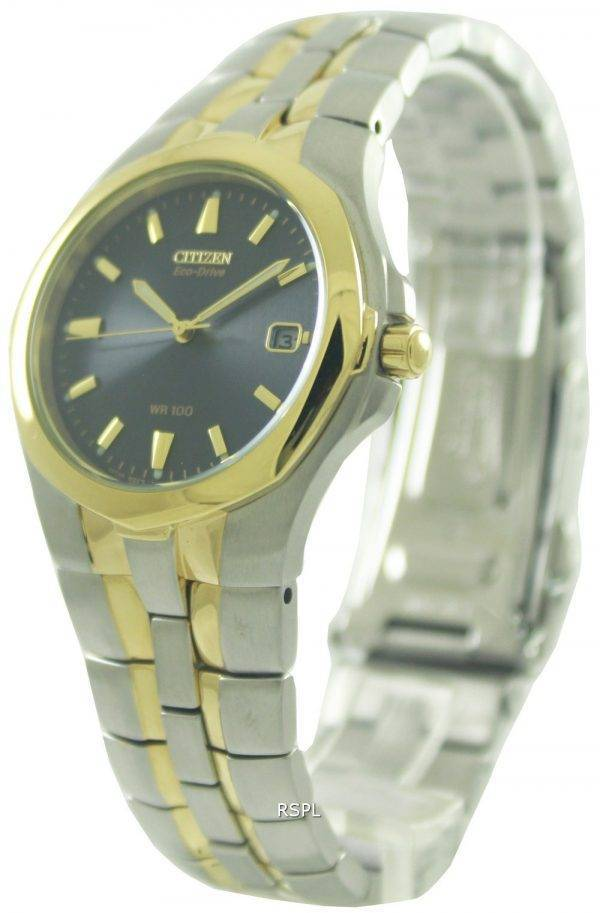Citizen Eco-Drive Two Tone BM0194-53L Mens Watch