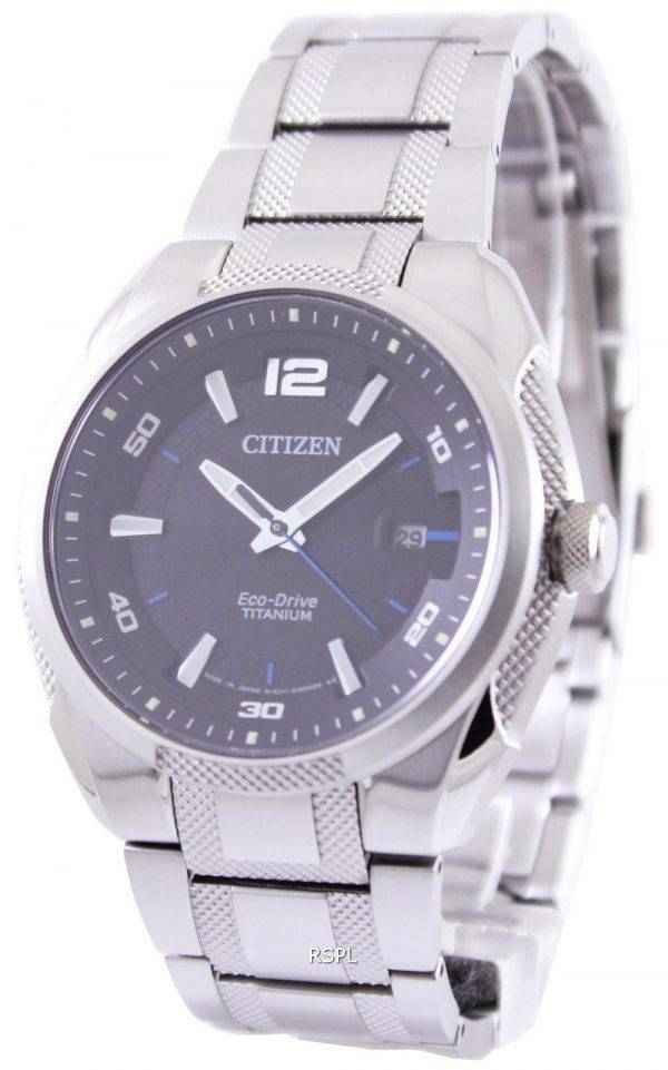 Citizen Eco Drive Super Titanium BM6901-55E Mens Watch