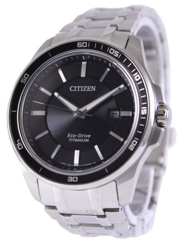 Citizen Eco Drive Super Titanium BM6920-51F