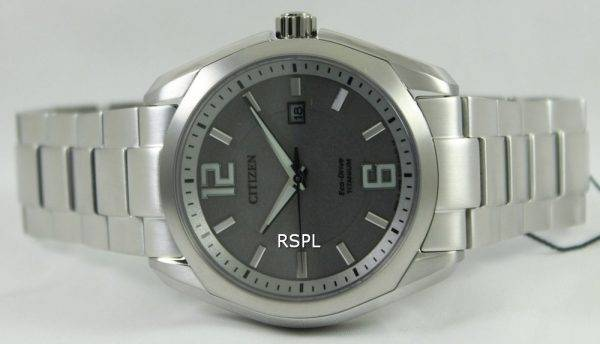 Citizen Eco-Drive Super Titanium BM7081-51A Mens Watch