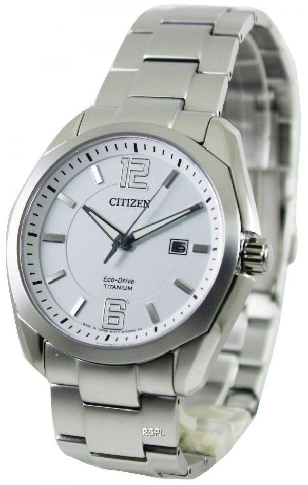 Montre Citizen Eco-Drive Super Titanium BM7081-51-b BM7081-51 hommes