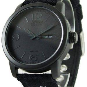 Citizen Eco Drive Nylon Strap BM8475-00F Watch
