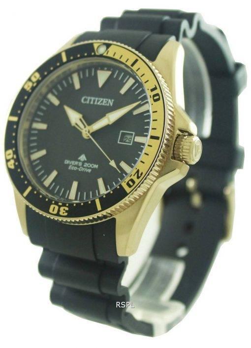 Citizen Eco-Drive Professional Divers BN0104-09E