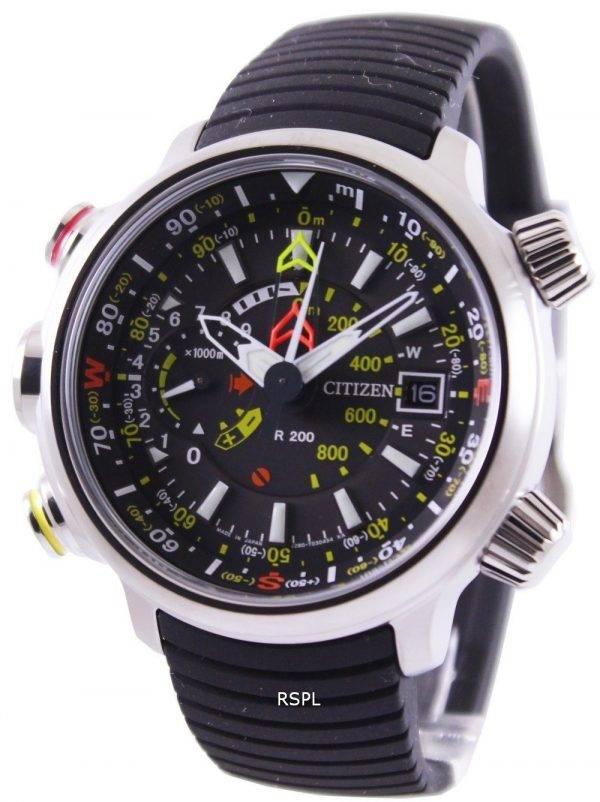 Citizen Altichron Eco-Drive Promaster BN4021-02E Mens Watch
