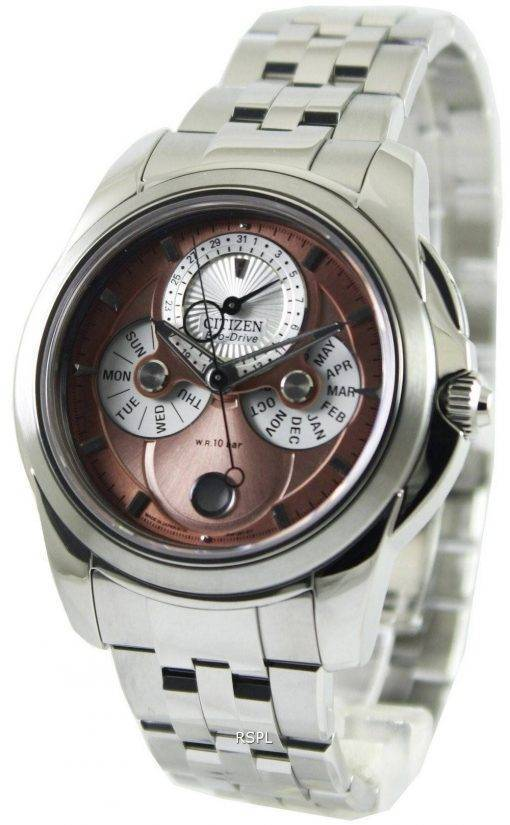 Citizen Eco-Drive Moon Phase BU0011-63ZB
