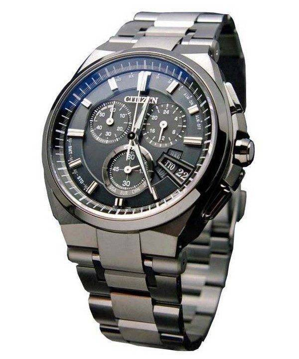 Citizen Attesa Atomic BY0044-77E Mens Watch