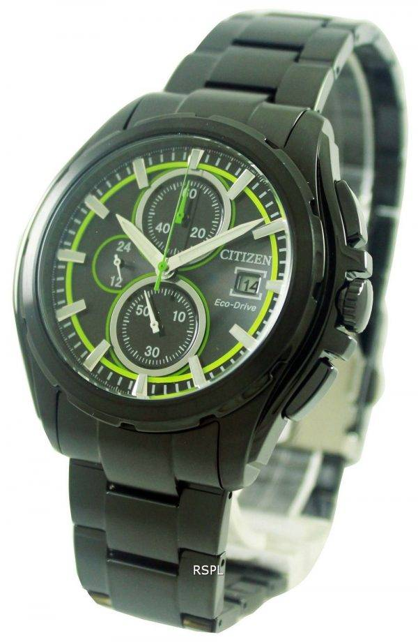 Citizen Eco-drive chronographe sport CA0275-55E Mens Watch