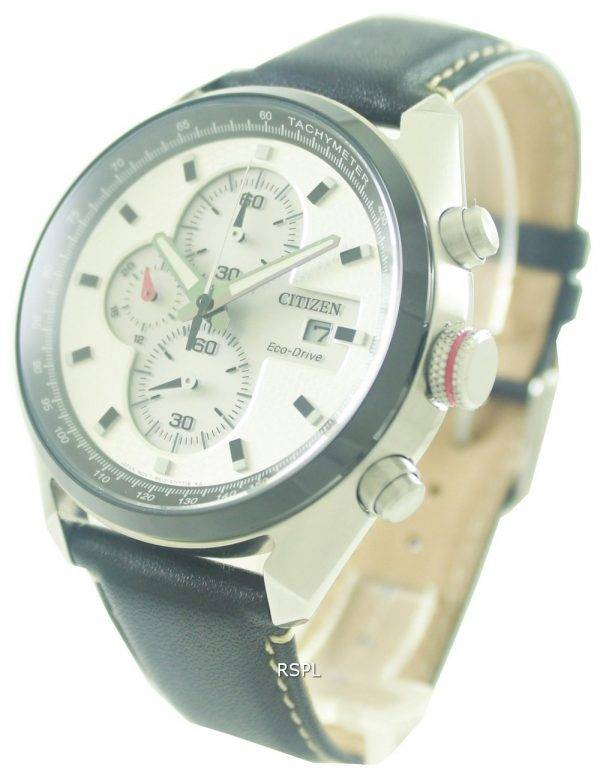 Citizen Eco-Drive Chronograph CA0361-04 a