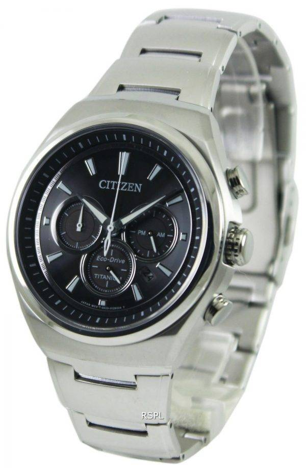 Citizen Eco-Drive Titanium Chronograph CA4020-54E Mens Watch