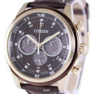 Citizen Eco-Drive Chronograph CA4037-01W