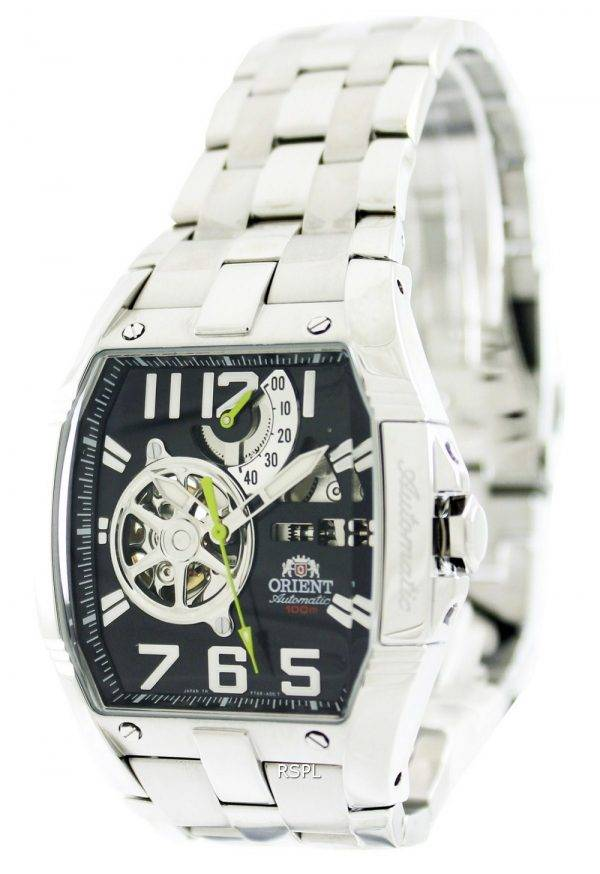 Orient Automatic Arena Collection Power Reserve CFTAB002B Mens Watch
