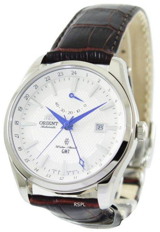 Orient Automatic GMT Power Reserve DJ05003W Mens Watch