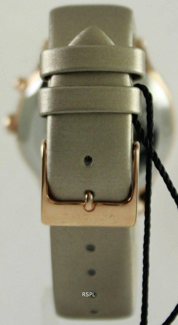 Orient Ballerina Mechanical Happy Stream Collection DM01001Y Womens Watch
