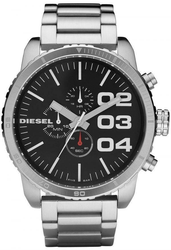Diesel surdimensionné Style rond montre chronographe DZ4209 masculin