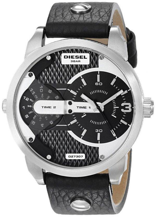 Diesel Mini Daddy Dual Time DZ7307 montre homme