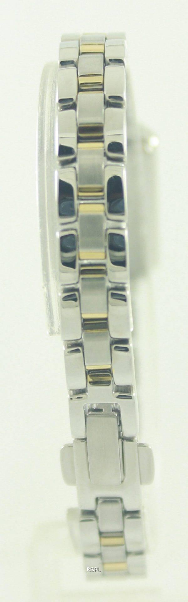 Citizen Eco-Drive Silhouette 30 Swarovski Crystals EG2784-58A Womens Watch