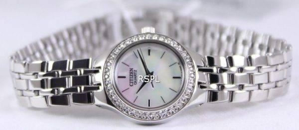 Citizen Quartz Swarovski Collection EJ6040-51D Womens Watch
