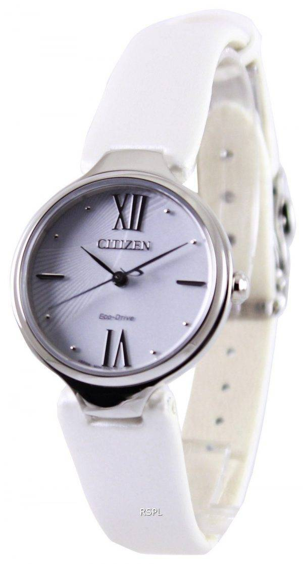 Montre Citizen Eco-Drive Power Reserve EM0040-12 a féminin