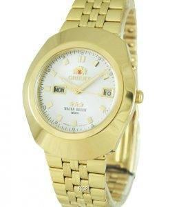 Orient 3 étoiles EM70001W Mens Watch
