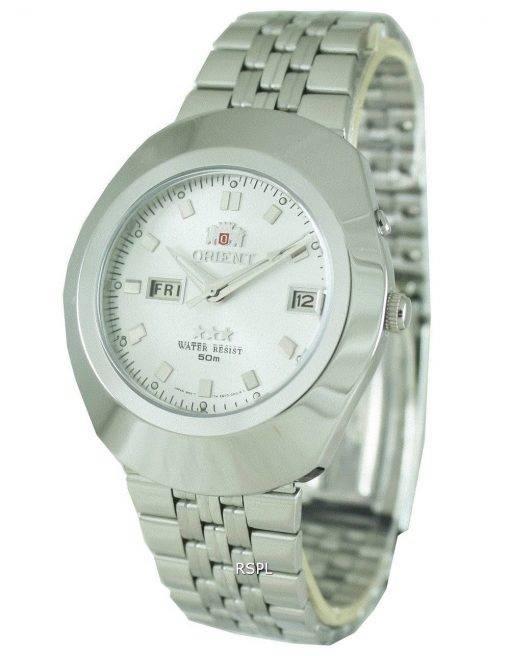 Orient 3 étoiles EM70002W Mens Watch