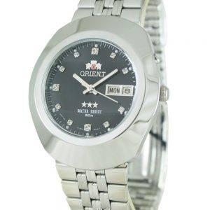 Orient 3 étoiles EM70005B Mens Watch